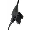 Connexion câble avec support