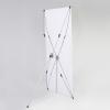 L'armature de haute qualité en aluminium/fibres de verre assure une position stable pour une tension maximale.