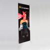 Bannière X modèle standard, 500g/m² PVC pour motifs échangeables, pour des bannières avec une surface de présentation 60 x 160 cm ou 80 x 200 cm.