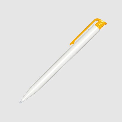 blanc/jaune